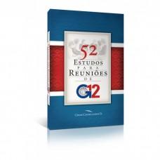 52 Estudos para Reuniões G12